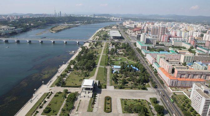 Corea del Norte – Alerta de que el país atraviesa una fuerte sequía (iagua)