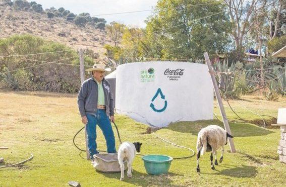 México-Promueven llevar agua limpia a más de un millón de mexicanos para 2030 (El Universal)