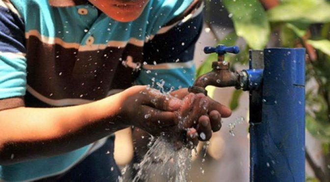 Falta consolidar el tema del derecho humano al agua: Rodríguez Márquez (Enfoque noticias)