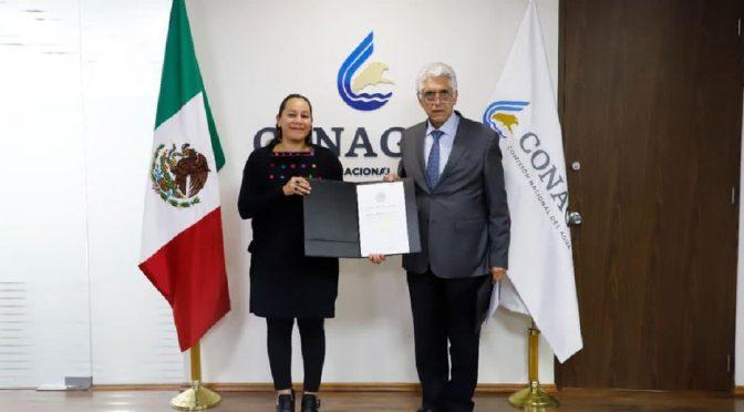 CDMX – Semarnat oficializa nombramiento de Germán Martínez como director de Conagua (Milenio)