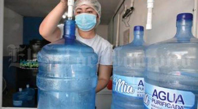 Ciudad de México-El 50% de garrafones de agua potable presentan materia fecal E. Coli, revela IPN (NVI Noticias)