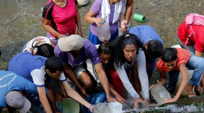 México – Concretar el derecho humano al agua (La Jornada Maya)