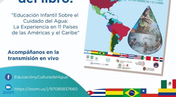 Presentación de libro – Educación infantil sobre el cuidado del agua (Educación y Cultura del Agua)
