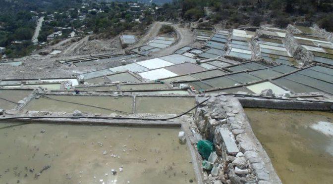 Puebla-Instituto Mexicano de Tecnología del Agua apoyará a productores de sal en Tehuacán (Milenio)