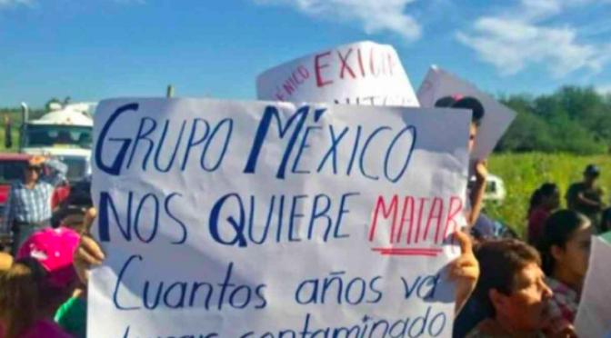 Sonora – A 7 años del derrame de Grupo México, habitantes del río Sonora siguen exigiendo agua sin metales pesados (Excelsior)