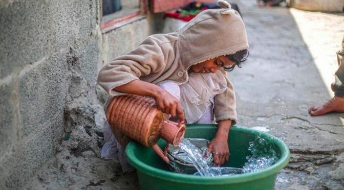Mundo – Según UNICEF, el 90% de los niños de Oriente Próximo y África viven en zonas de estrés hídrico (iAgua)