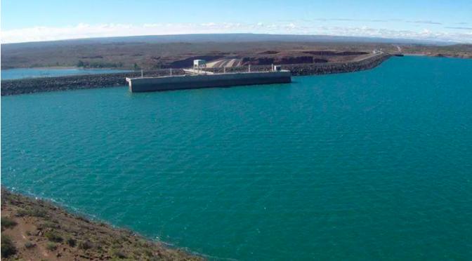 Internacional-Polémica por el uso del agua para generar hidroelectricidad en la Patagonia (La Nación)