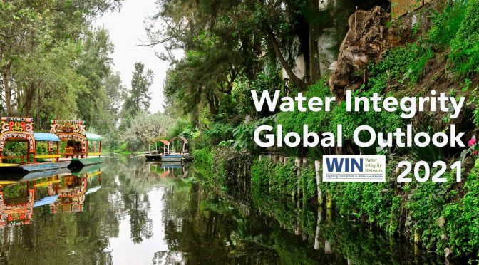 CDMX – Corrupción e integridad en los sectores del agua y del saneamiento urbano: Un estudio de caso de la Ciudad de México (Water Science Policy)