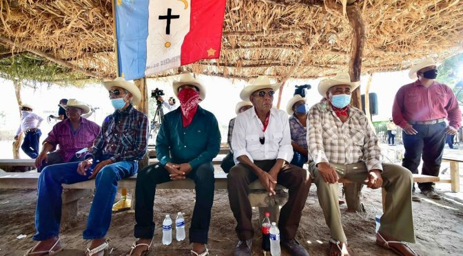 Pueblo Yaqui – Video: Esperan los Yaquis avanzar en su acceso al agua (Aristegui Noticias)
