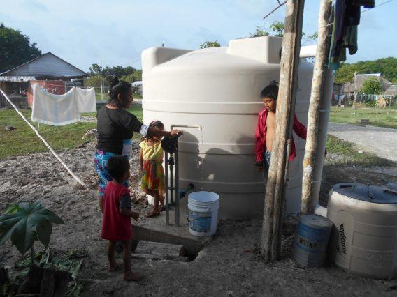 PNUD México y Rotoplas promueven seguridad hídrica de comunidades rurales e indígenas de Chiapas, Campeche y Tabasco
