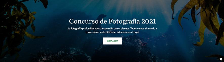 Concurso de Fotografía 2021 (The Nature Conservancy)