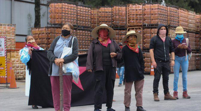 Puebla- De planta de Bonafont a casa de los pueblos: comunidades toman embotelladora en Puebla (Pie de Página)