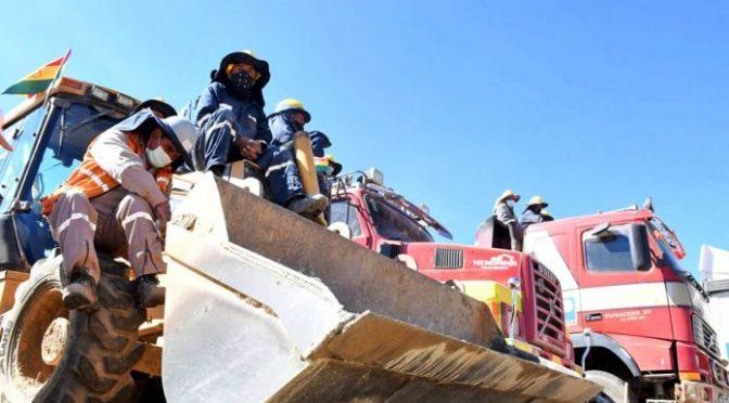 Bolivia- Inician obra que ayudará a frenar contaminación del lago Titicaca (La Jornada)