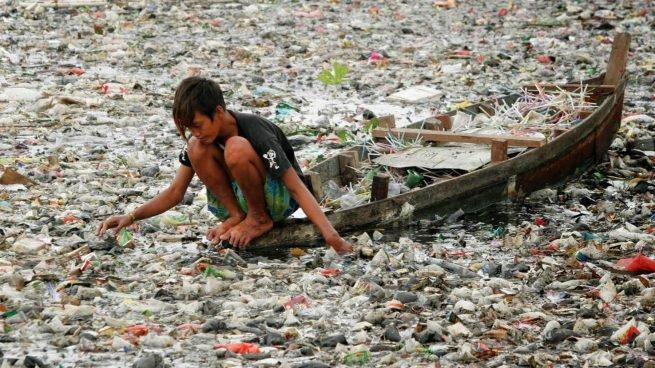Indonesia – Río Citarum: el río más contaminado del mundo, Indonesia (Ok Diario)