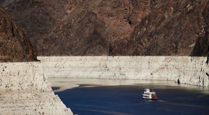 México – EU entregará menos agua a México. Es histórico. Por el cambio climático y la sequía (Sin Embargo)