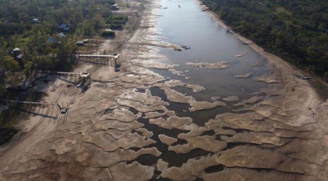 Mundo – La bajante del Paraná podría seguir en 2022 y el río Uruguay también descenderá (Info Ambiente)