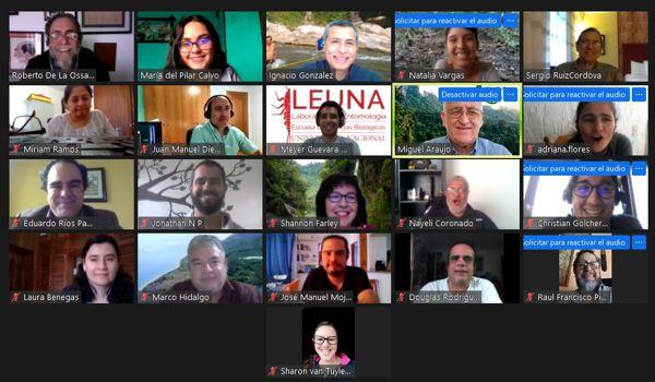 ¡Bienvenida la Red Continental Americana de Monitoreo Comunitario del Agua! (Red Mexicana de Cuencas)