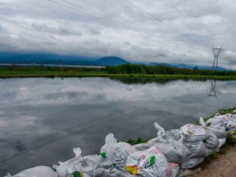 México – Cede la sequía en México; 82.98% del territorio libre de impactos por falta de lluvias (Excelsior)
