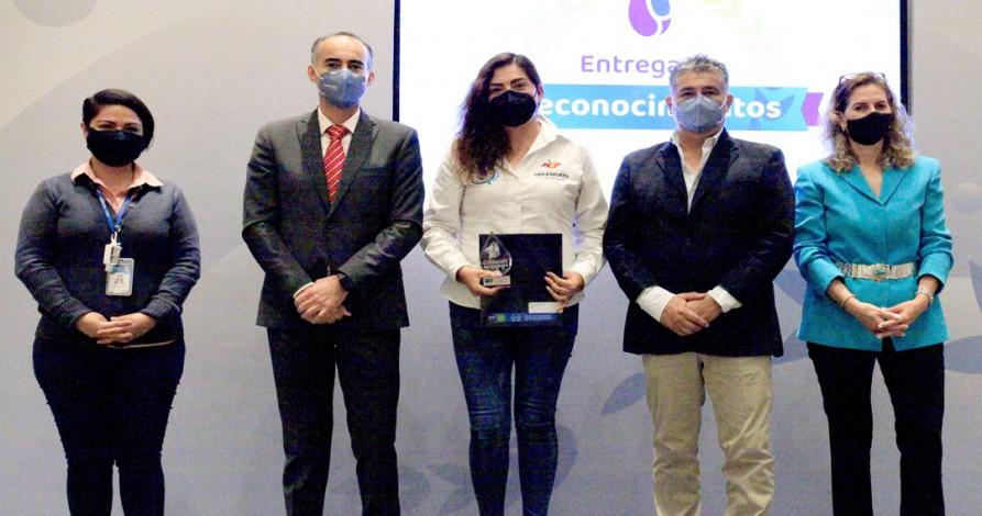 Guanajuato – Entregan reconocimientos a personal del sector hidráulico (Caracol en Movimiento)
