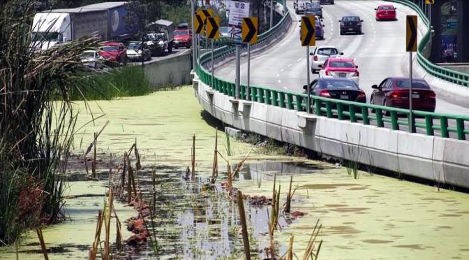 CDMX – Entre quejas y porras por puente en Cuemanco (Reforma)