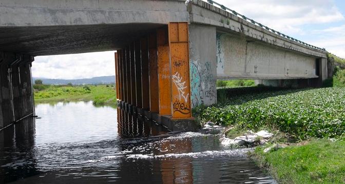 México – Mantienen vigilado al Río Lerma por incremento en sus niveles de agua (Milenio)