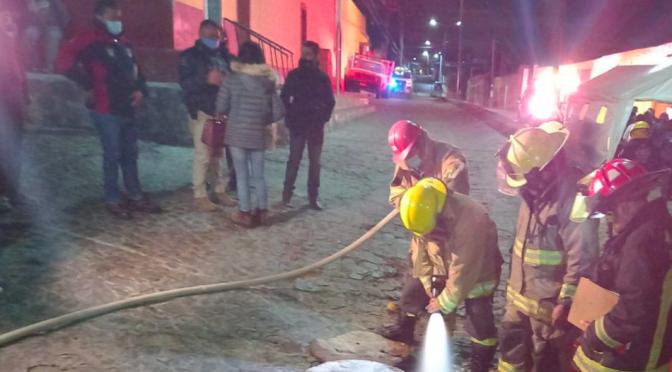 Hidalgo – Fuga de gasolina contaminó red de agua y drenaje en Tepeapulco, Hidalgo (Infobae)