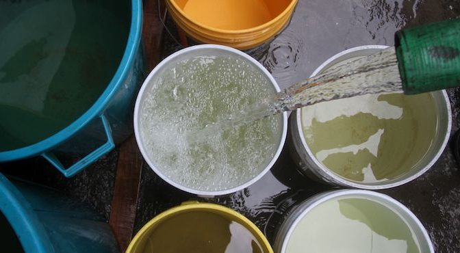México- Gestión del agua sin información (Sin Embargo)