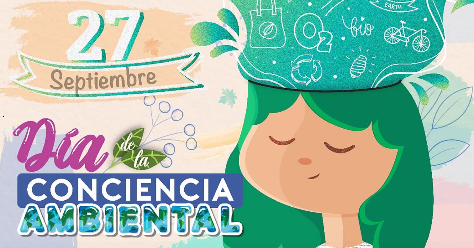 Mundo-27 de septiembre – Día de la conciencia ambiental (IMTA)