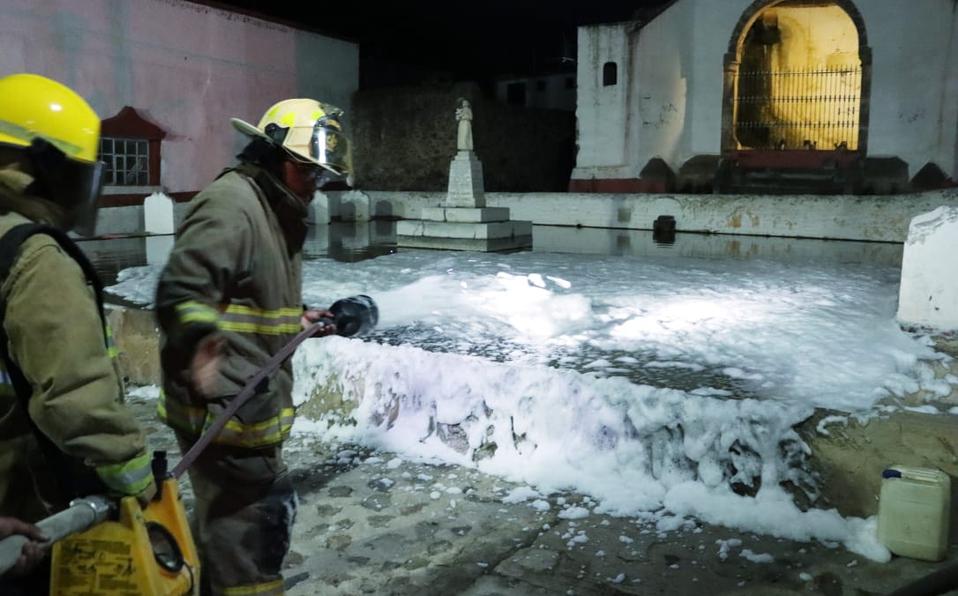 Hidalgo-Red de agua de siete colonias se contaminó con combustible en Tepeapulco (Milenio)