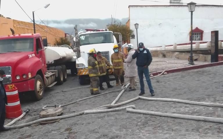 Tepeapulco, Hidalgo – Mantienen alerta por contaminación de gasolina en el agua (El Sol de Hidalgo)