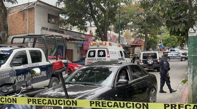 Morelos- Asesinan a líder de colonias de Cuernavaca que se había manifestado por la problemática del agua (El Financiero)