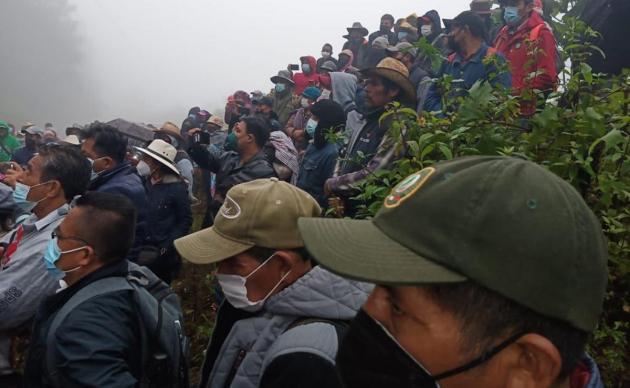 Oaxaca – Debe respetarse posesión de tierra de comuneros afectados de Ayutla Mixe, dice la Procuraduría Agraria (El Universal Oaxaca)