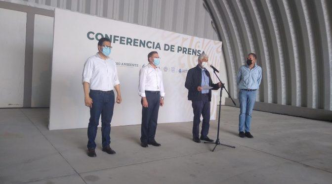 Comarca Lagunera-Avanzan licitaciones respecto al proyecto de Agua Saludable para La Laguna (El Siglo de Torreón)