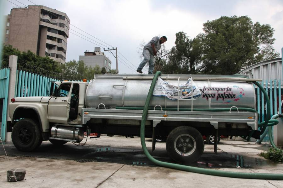 México – Proponen crear la Secretaría del Agua (Contra República)