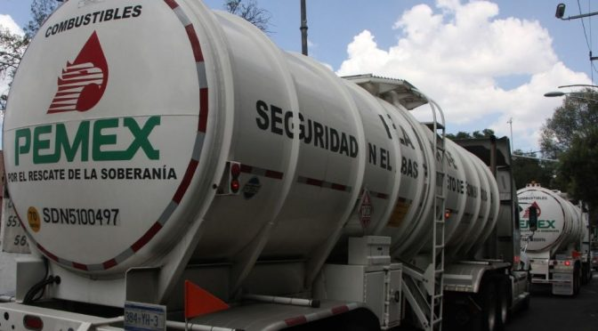 México – Pemex va por 15,873 mdp; fracking al máximo (El Heraldo de México)