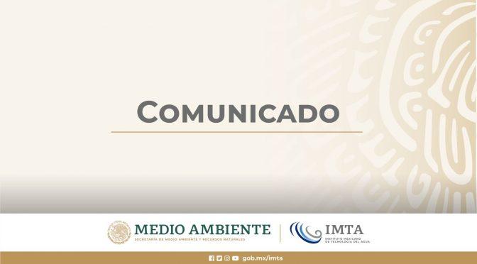 Ciudad de México- Aclaración sobre las capacidades actuales del sistema Cutzamala (IMTA)