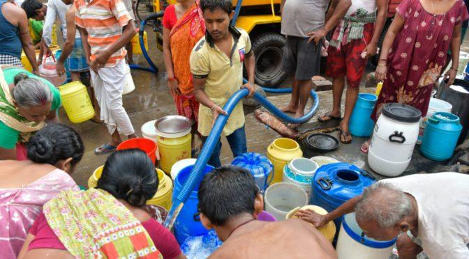 Mundo – Los problemas hídricos amenazan la seguridad energética de la India (El Ágora Diario)
