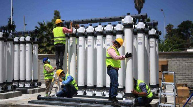 Gto – Sapal incorpora nueva tecnología para la potabilización del agua (La Silla Rota Guanajuato)
