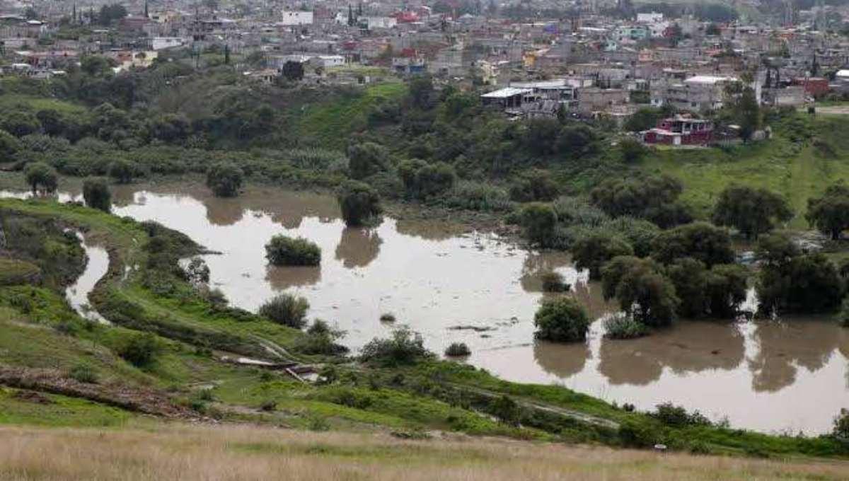 Puebla – Conagua alerta del posible desbordamiento del Río Atoyac en Puebla (Radio Formula)