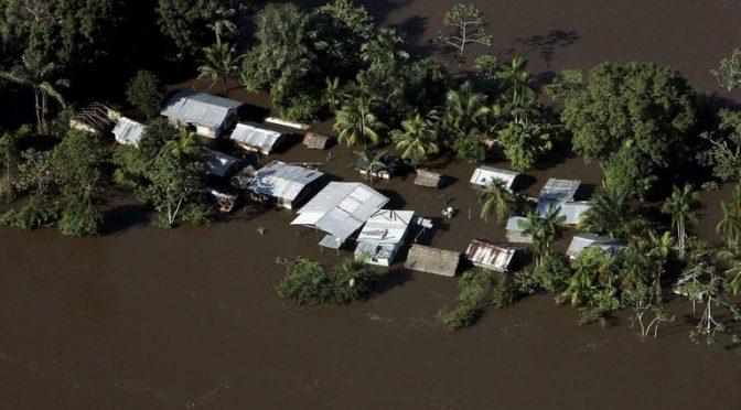 Mundo-Surinam y Francia firman un acuerdo sobre las gestión del agua en un río en disputa (Infobae)