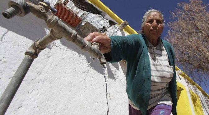 México – ¡No todo es escasez! Problemas de agua en el país se agravan por su deficiente infraestructura hidráulica (Publimetro)