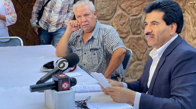 Comarca Lagunera-Agua Saludable, el proyecto más noble para La Laguna: Doctor Enríquez (El Siglo de Durango)