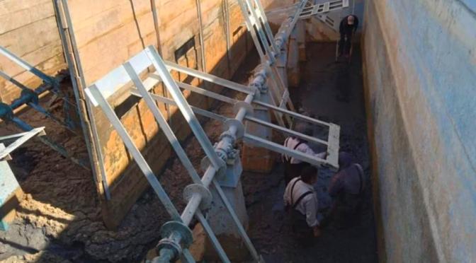 México – Presa Madín reanuda operaciones y restablece entrega de agua potable en Edomex (El Universal)