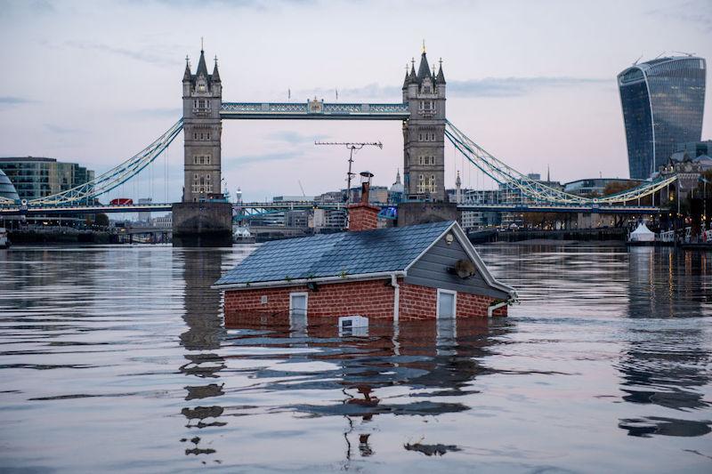 Mundo-Un nuevo mapa muestra los países que quedarán bajo el agua debido al cambio climático (National Geographic)