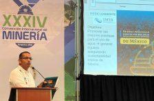 México-Diálogo circular Industria-Gobierno en la XXXIV Convención Minera en Acapulco, Guerrero (IMTA)