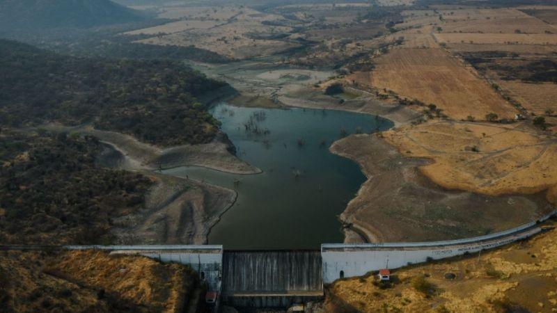 México-Conagua reporta 65 de 210 presas al 100% de su capacidad (Proceso)