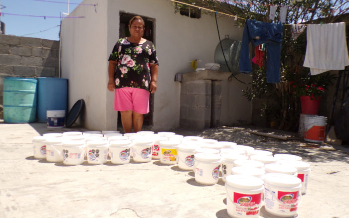 México – Sin derecho al agua: Los saltillenses marginados que ahora son más visibles (Aristegui Noticias)